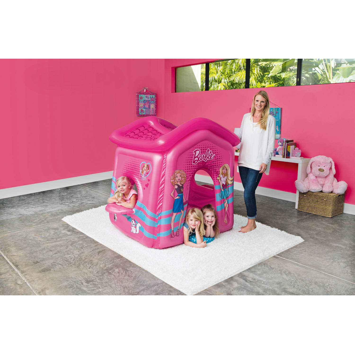 Barbie Malibu Inflatable Playhouse