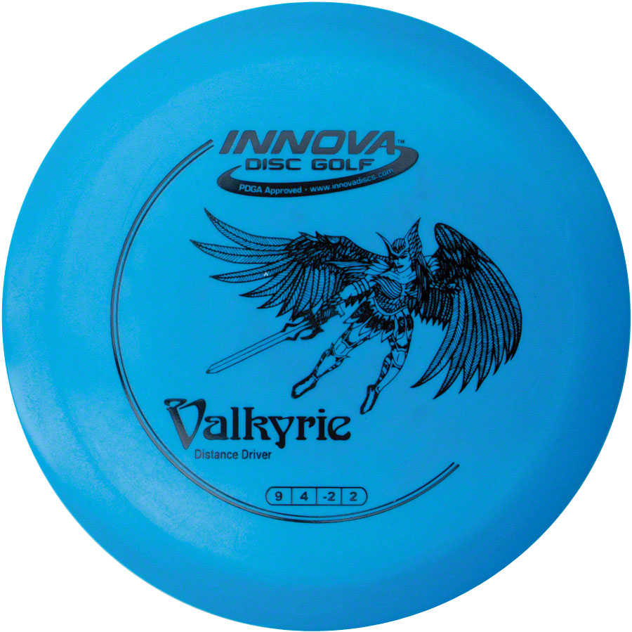 Innova Valkyrie DX Golf Disc: Assorted Colors