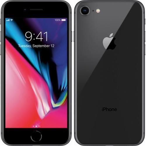 Refurbished Apple iPhone 8 64GB, Space Gray - Unlocked GSM