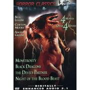 Great Horror Classics Volume 12 (DVD)