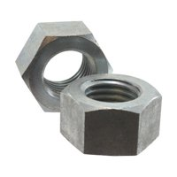 "3/4""-10 Zinc Plated Heavy Hex Nut (Quantity of 1)"