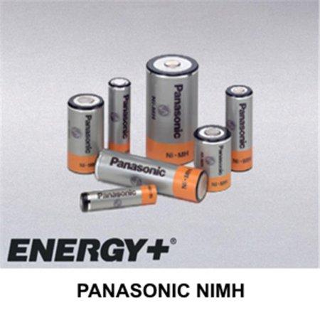 Nickel Metal Hydride Battery >> Fedco Batteries Compatible With Panasonic Hhr 650d 1 2v 6500mah D Nickel Metal Hydride Battery For Consumer And Industrial Applications