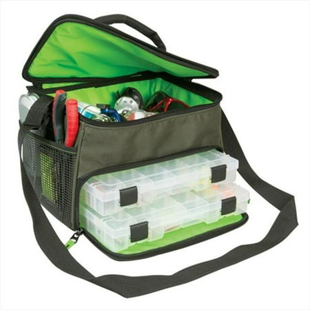 084298436376 Multi-Tackle Dual Compartment Medium Bag With 2 thumbnail
