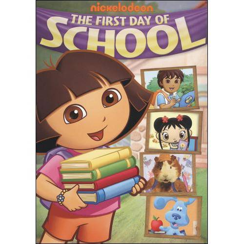 NICK JR FAVORITES-FIRST DAY OF SCHOOL (DVD)