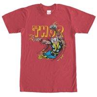 Marvel Men's Mighty Thor Thunder T-Shirt