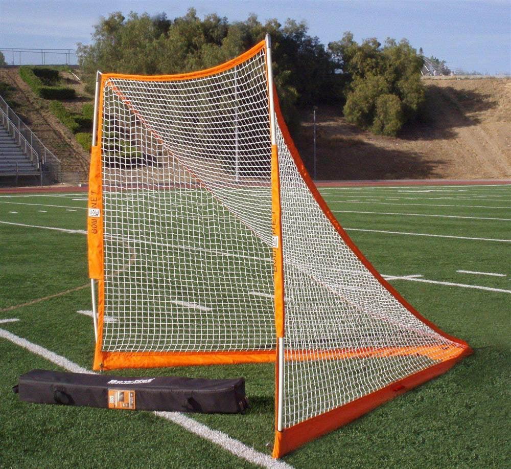 Bownet Portable Indoor-Outdoor Lacrosse Goal
