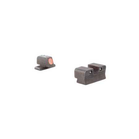 Trijicon SG101O HD Night Sight Set Orange Front Outline for Sig Sauer 9mm, .357SIG (Excluding P938) -