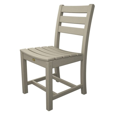 Trex Outdoor Furniture Recycled Plastic Monterey Bay Dining Side Chair ()