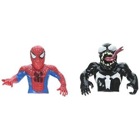 Marvel Spider-Man Vs Venom Finger Fighters Action