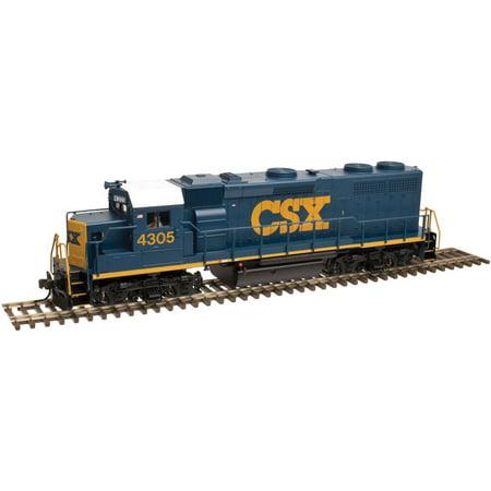 Atlas HO Scale EMD GP39-2 Diesel Locomotive CSX Transportation/YN3 #4300