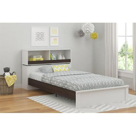 Cosco Leni Twin Bed Coffee Plank