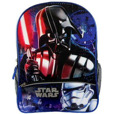 - Star Wars Darth Vader & Stormtroopers Backpack