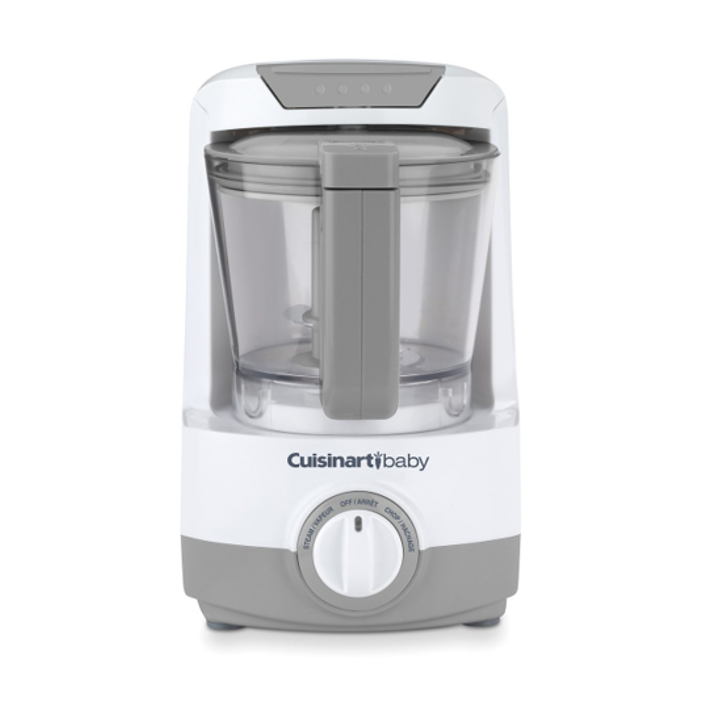 Cuisinart Baby Food Maker and Bottle Warmer, White