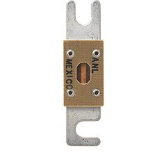 BUSSMANN ANN-35 - 35 Amp Very Fast Acting Limiter Fuse 125Vac- 80Vdc Ul Recognized (Pack of 1)