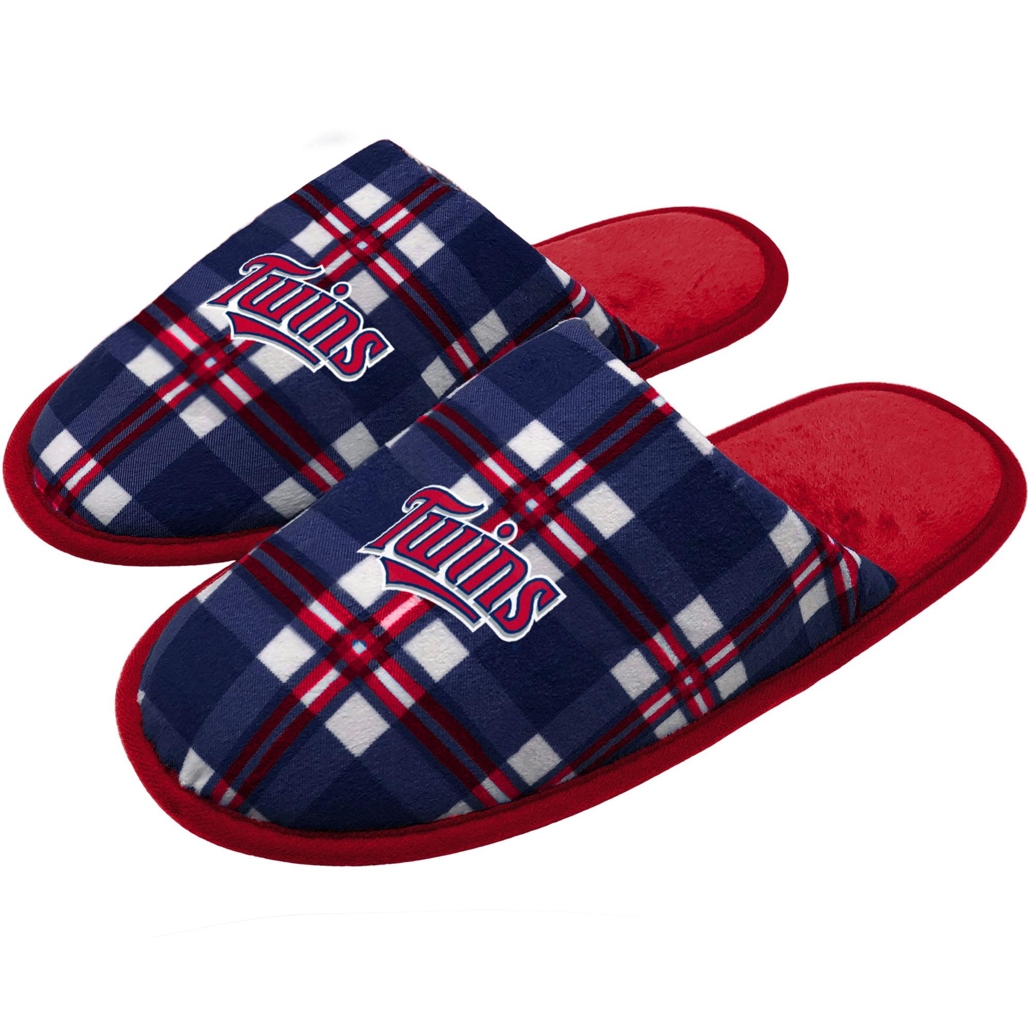 Minnesota Twins Scuff Slide Slippers