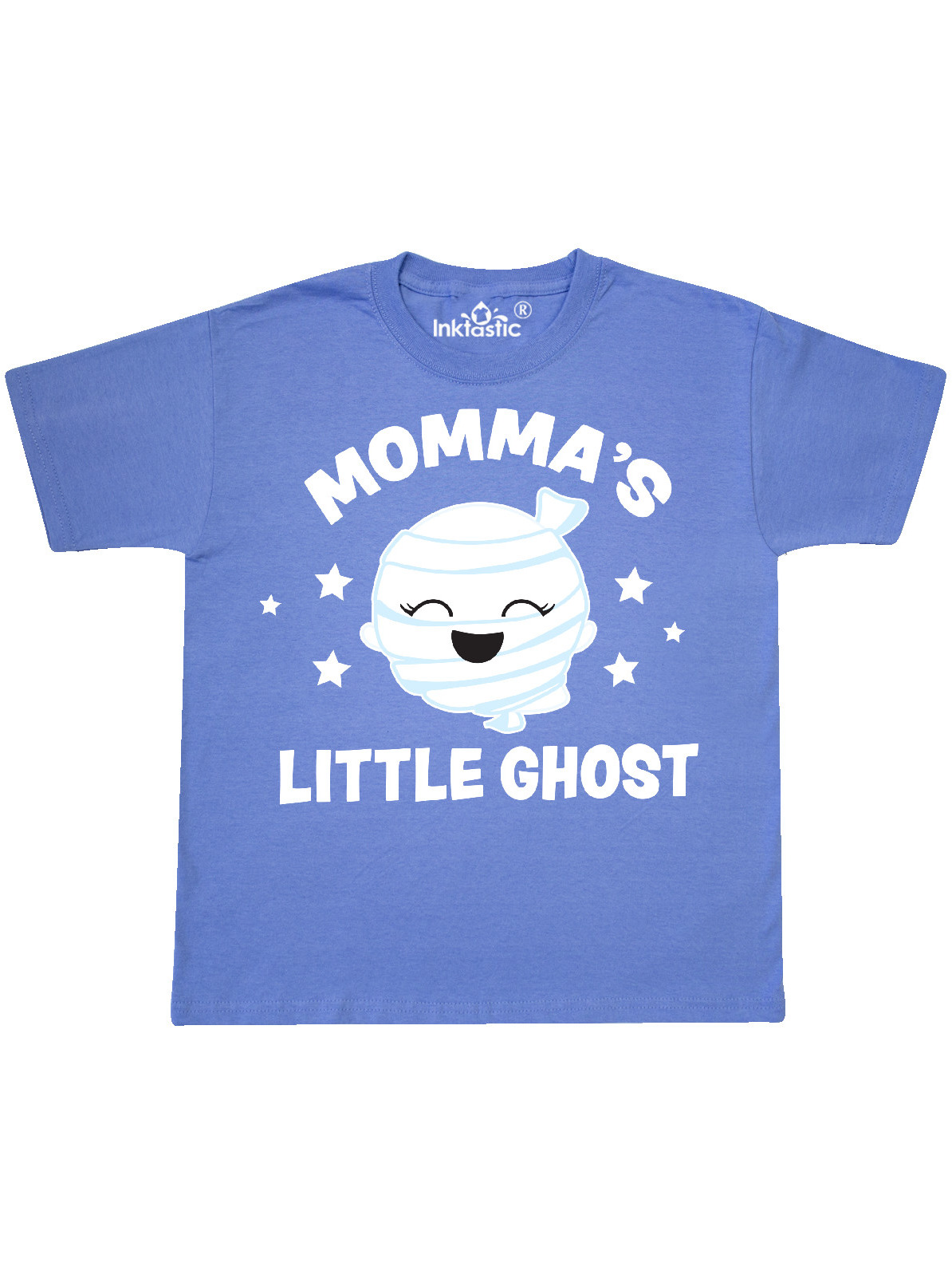 inktastic Cute Mommas Little Ghost with Stars Toddler T-Shirt
