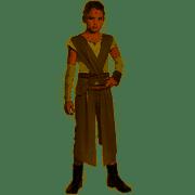 Star Wars Episode VII Classic Rey Child Halloween Costume
