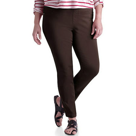 a54029c048c Faded Glory - Faded Glory Women s Plus-Size Colored Denim Jeggings ...