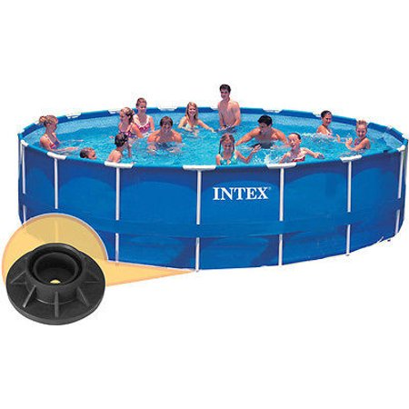 Replacement vertical leg foot end cap for intex swimming - Intex swimming pool replacement parts ...
