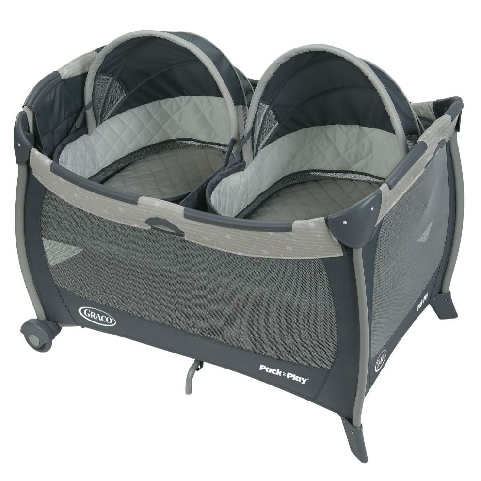 Graco Pack 'n Play with Twin Bassinets Mason by Graco