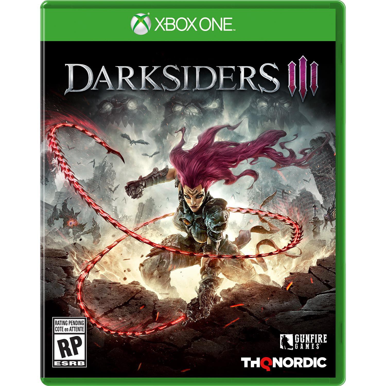 Darksiders III, THQ Nordic, Xbox One, 811994021007