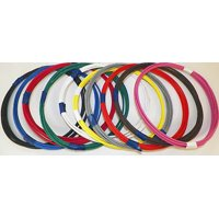 16 GXL HIGH TEMP AUTOMOTIVE WIRE 10 SOLID COLORS 10 FEET EACH 100 FEET TOTAL