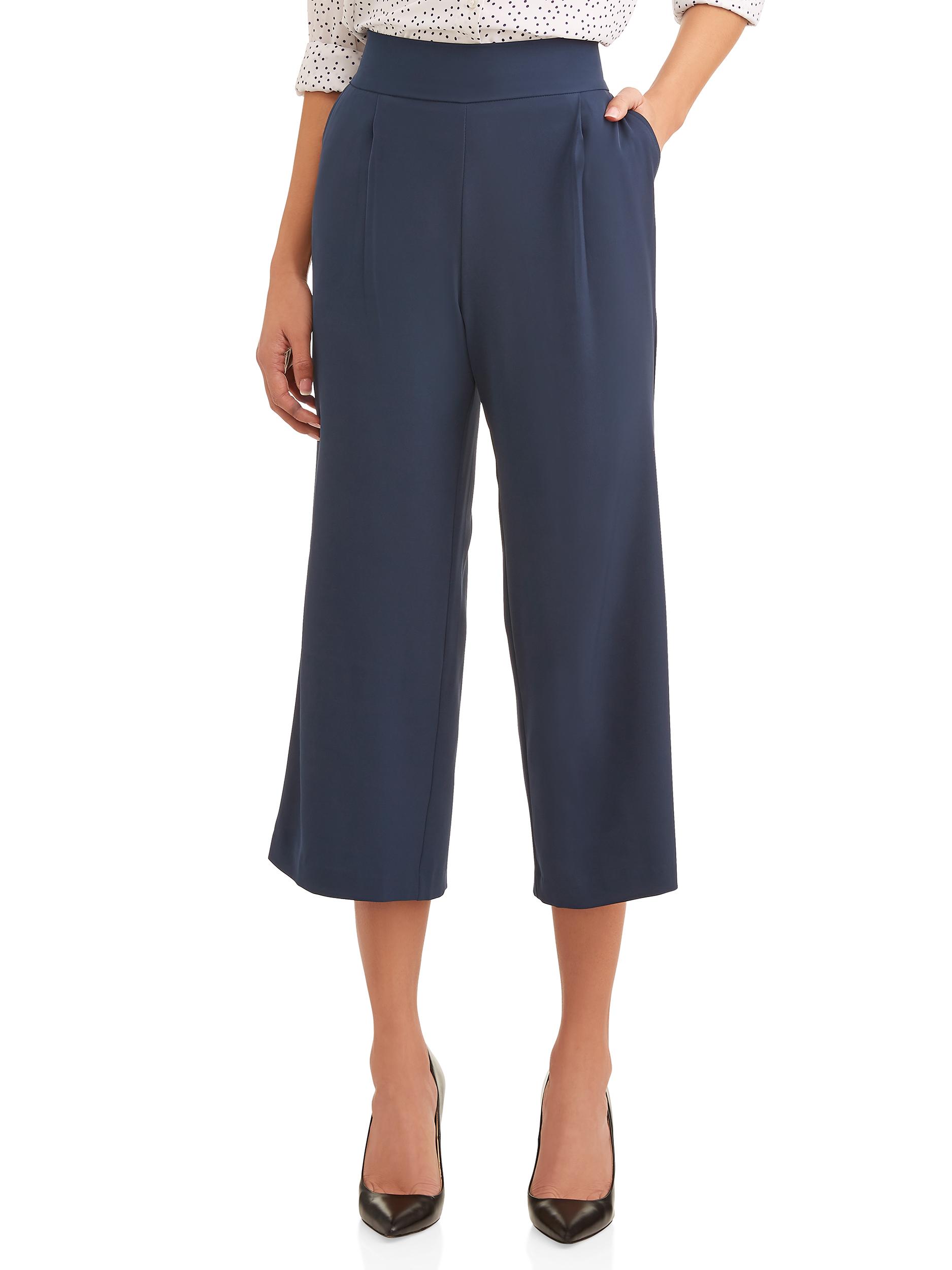 Women's Wide Leg Soft Pant