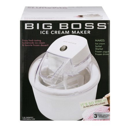 Big Boss Ice Cream Maker, 1.0 CT