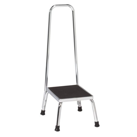 Incredible Step Stool With Hand Rail Dailytribune Chair Design For Home Dailytribuneorg
