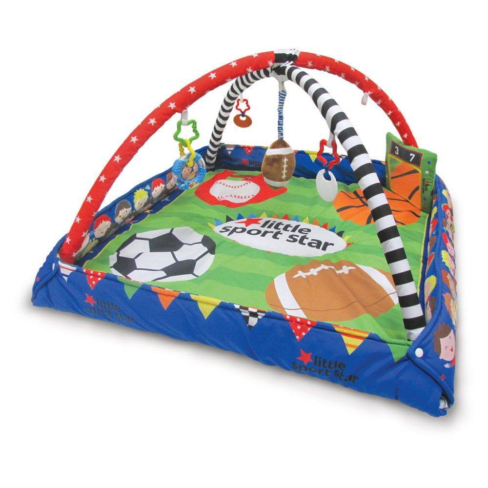 Kids Preferred Little Sport Star All Sports Play Gym