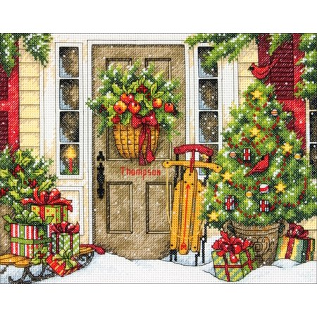 Dimensions Counted Cross Stitch Kit 10