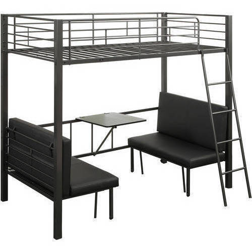 Cabana Twin Low Loft Bed