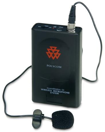 """""""Polycom 2200-00699-001 Wireless Microphones Wireless Microphone System"""" by Polycom"""