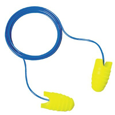 3M Personal Safety Division E-A-Rsoft Grippers Earplugs - 312-6001 SEPTLS2473...