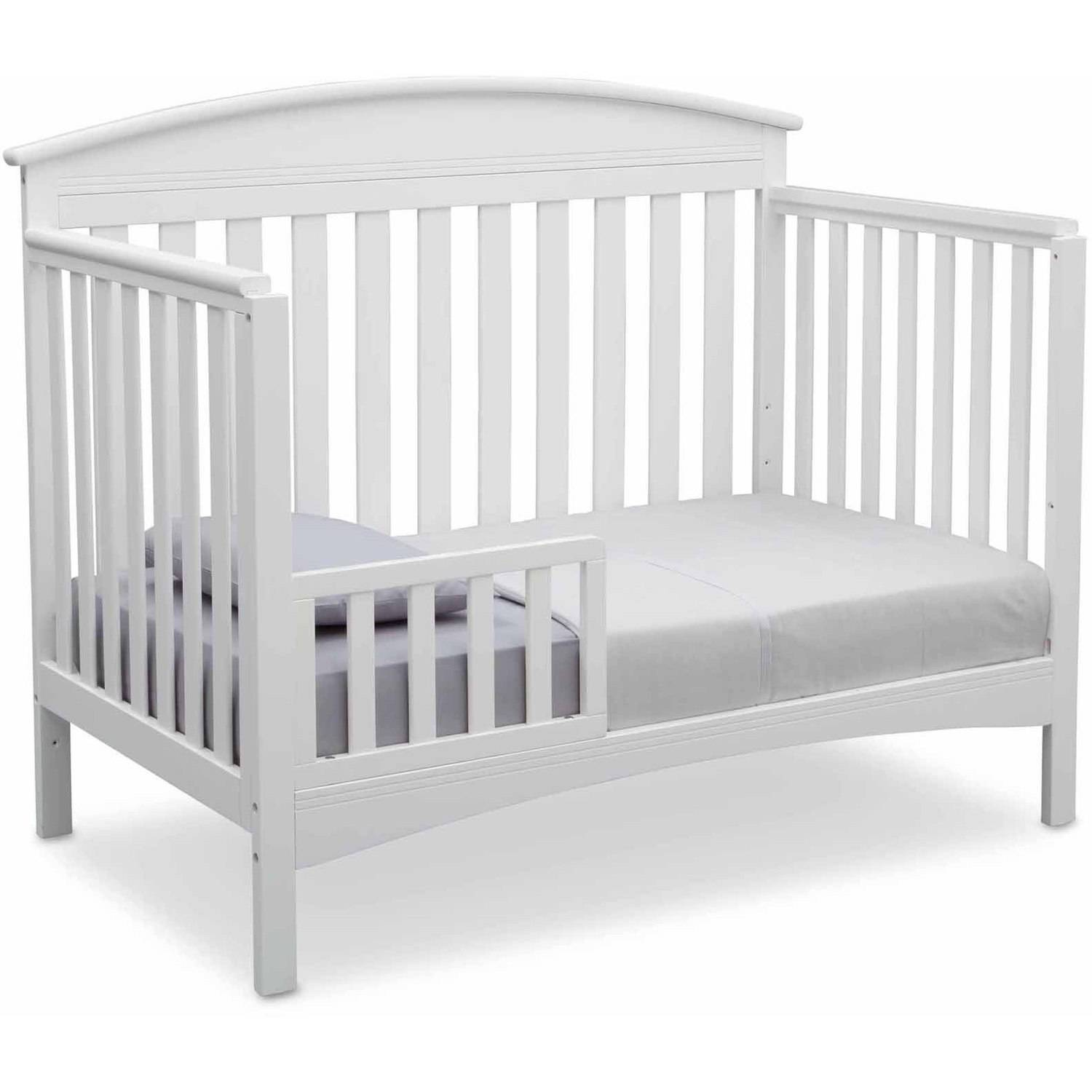 Delta Children Abby 4 In 1 Convertible Crib Choose Your Finish