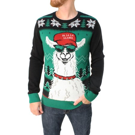 Ugly Christmas Sweater Men's