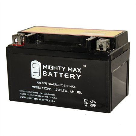 ytz10s 12v 8 6ah battery for motorcycle bmw hp4 13 14. Black Bedroom Furniture Sets. Home Design Ideas