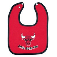 Offically Licensed NBA Cotton Baby Bib 2 Snap - Choose Your Team