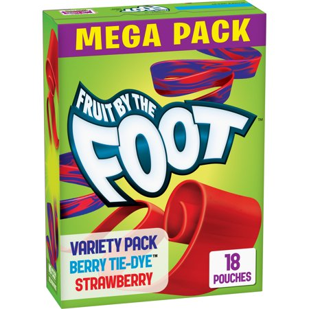 Fruit By The Foot Fruit Flavored Snacks Berry/Strawberry 18 ct 13.5