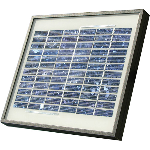 E-Z Gate 5 Watt Solar Panel Kit by Mighty Mule