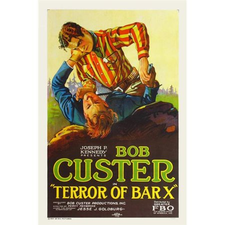 Posterazzi MOVGI6598 The Terror of Bar x Movie Poster - 27 x 40 in. - image 1 of 1