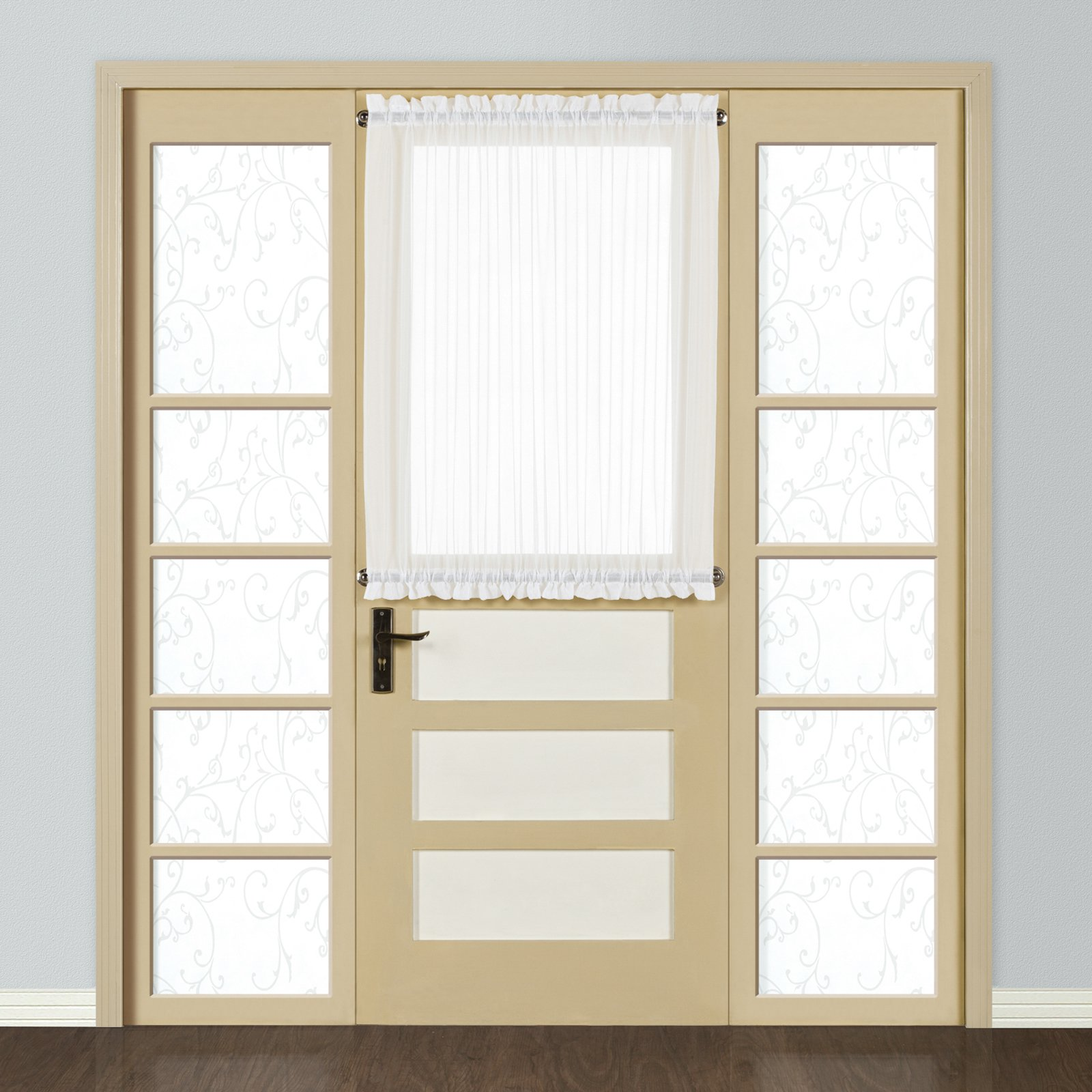 United Curtain Monte Carlo Window Door Panel