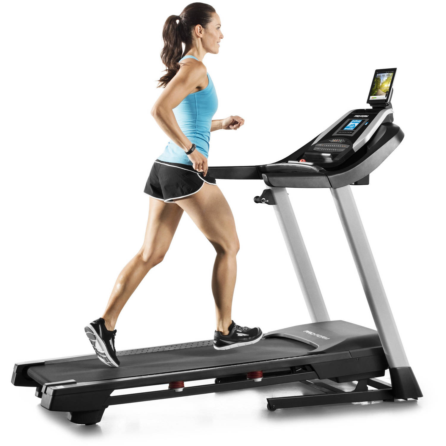 ProForm 505 CST Folding Treadmill with Power Incline and Heart Rate Monitor, New Model
