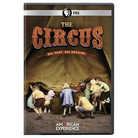 Amercian Experience: The Circus (DVD)](Evil Circus Ringmaster)