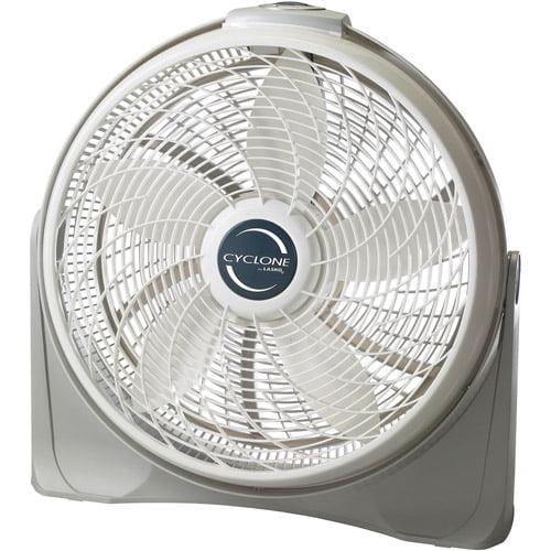 """Lasko 20"""" Diameter Cyclone Pivot Fan by Lasko Products"""