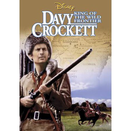 Davy Crockett, King of the Wild Frontier (Vudu Digital Video on (Adam Ant Kings Of The Wild Frontier)