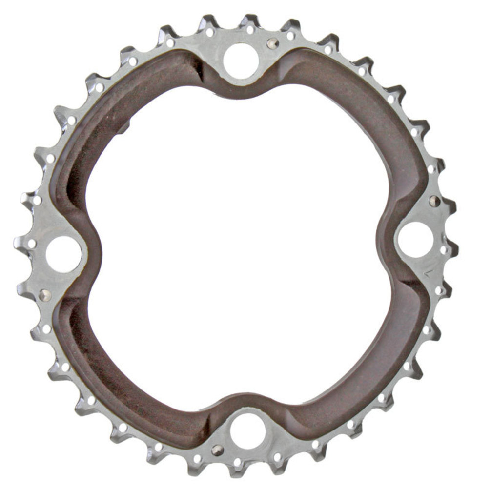 3x9 Shimano Deore XT FC-M770//M970 MTB Chainring 32T for 44-32-22T