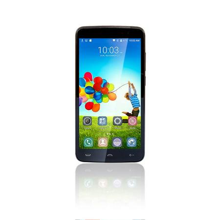 "5.5"" Fusion5 Gen II Dual Sim-Free Unlocked 4G Android Mobile Phone 6.0 Marshmallow Fingerprint"