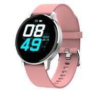 Ultrathin Smart Sports Bracelet IP67 Waterproof Fitness Heart Rate Wristband Men Women Smart Digital Watch