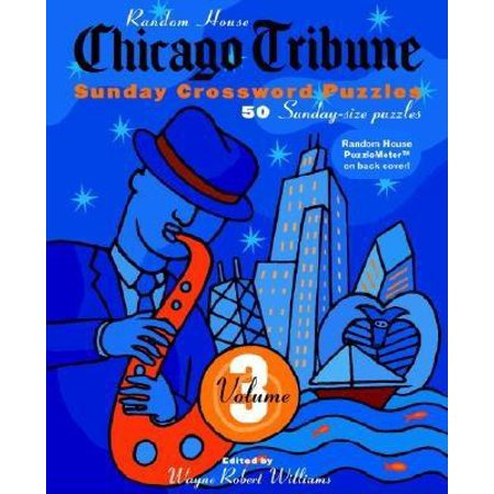 Chicago Tribune Sunday Crossword Puzzles